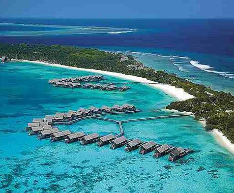 【♡南国楽園系リゾートの頂点♡】モルディブ・ボラボラ島(タヒチ)でのリゾート選びのお手伝いを致します イメージ1
