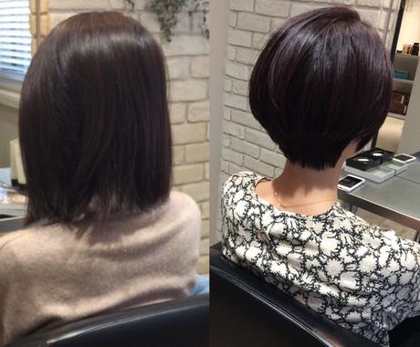 銀座の美容師があなたに似合う髪型をご提案します 40代以降の大人女性から高い支持を頂いております。 イメージ1