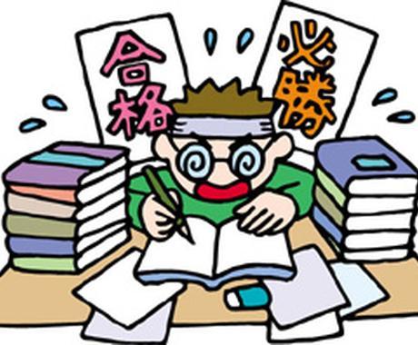 あなたの代わりに勉強の管理をします 自分一人で勉強できない方へ!私に日次の報告をしてください! イメージ1