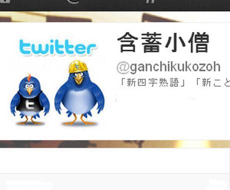 Twitterの固定ツイートへ掲載します ワンコイン500円で1週間(7日間) イメージ1