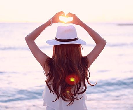 お悩みから解放しクリアな輝く心を取り戻します 自分で決めて進める幸運体質のあなたに導きます イメージ1