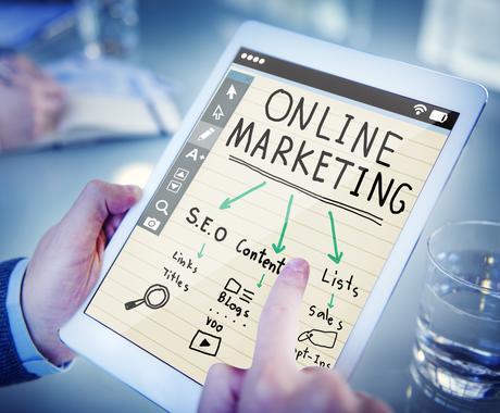 アメリカ市場へのマーケティング方法を企画提案します アメリカ市場へ向けたオンラインマーケティング イメージ1