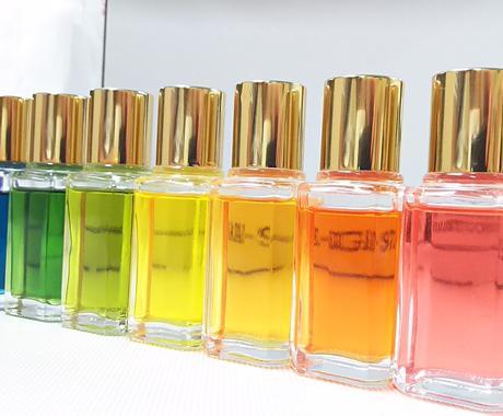 カラーセラピーを体験できます 選んだ色から自分の内面と向き合い、新たな気付きを与えます イメージ1
