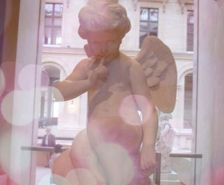 【恋愛・彼の心の声】恋愛の得意な天使達があなたに届けます。 イメージ1