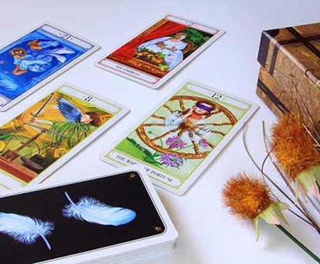 あなたにお似合いのタロットガード選びます 自分のイメージ、ピッタリなカードが知りたい貴方へ イメージ1