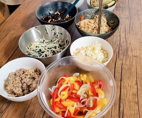 1時間で10品作り置きレシピをご紹介します 管理栄養士が忙しいあなたへ時短レシピを伝授します イメージ1