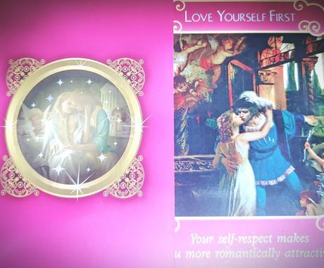彼(彼女)の気持ち、相性、未来などを見ていきます 恋愛に特化したオラクルカードを使います♡ イメージ1