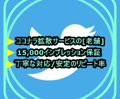 複数アカウントを使ってTwitterで宣伝します [老舗]高アクティブなフォロワー様多数!どんな内容でも拡散! イメージ1