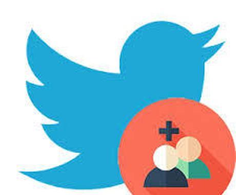 Twitterフォロワー+100~拡散支援します +100人から最大+5000人まで拡散可能です❕ イメージ1