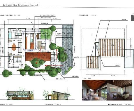 理想の住まいの間取りを提案します 超有名ハウスメーカー1級建築士が夢をカタチに イメージ1
