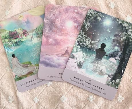 スターシードオラクルカードで魂の目的を伝えます ベビー・ステップ(1枚引)で、あなたの次のステップを促します イメージ1