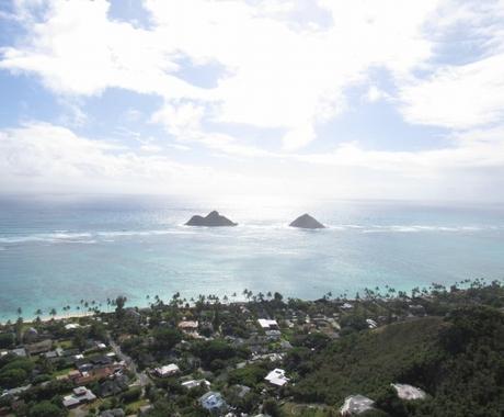 ハワイ旅行のプランニングします ハワイ初心者、ハワイ一人旅の方のプランニングします。 イメージ1