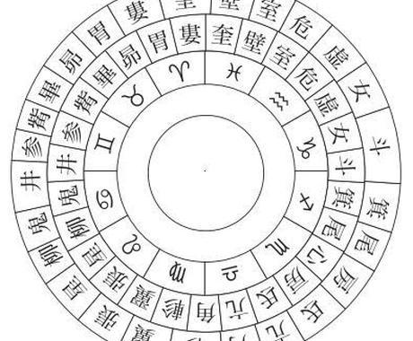 宿曜占星術であなたの全てを占います 人は生まれたその日から宿命を背負っている。あなたはどの宿かな イメージ1