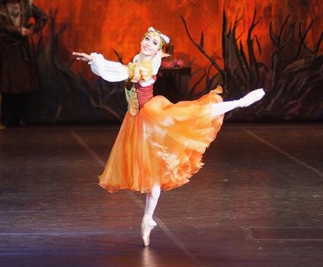 オンライン初級バレエレッスンをします 本場ロシアで活躍する私がマンツーマンでバレエの指導をします♪ イメージ1