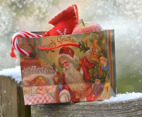 未来からの「うれしい」プレゼントをお届けします 一年中のサンタクロース・セッション イメージ1