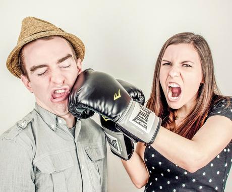 喧嘩の少ない2人の幸せ時間♡一緒に作ります 最近喧嘩ばっかり…恋人との笑顔時間を増やしましょう! イメージ1