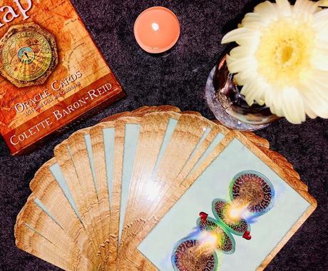 今のあなたに必要な愛のメッセージをお届けします オラクルカードで今のあなたへのメッセージをお届けします。 イメージ1