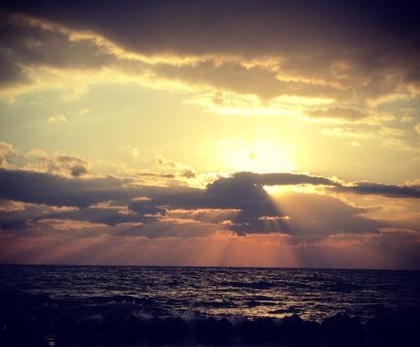 海辺の魔女が願いを叶えるおまじない代行します 恋愛で悩んでるあなたの願いを海の女神に伝えます イメージ1