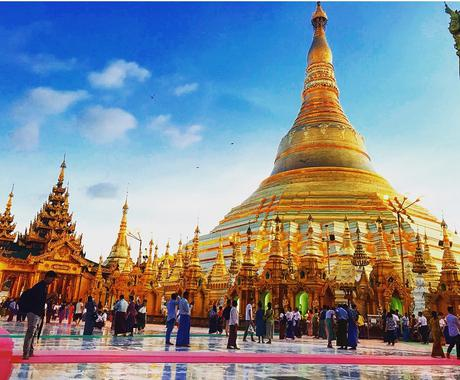 ミャンマーでの生活・旅行情報・ビルマ語を教えます ミャンマー国内数十ヵ所を旅行・現地の学校で1年半勤務 イメージ1