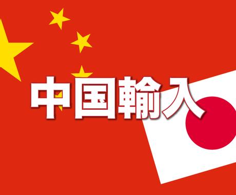 中国輸入転売に関するご相談承ります 中国輸入転売初心者の方の為のサービスになります イメージ1