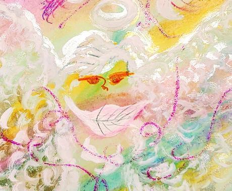 ロング4日間天使からの心と魂の解放を促す施術します 4日間天使からのエネルギーで心と魂の解放を促す施術します イメージ1