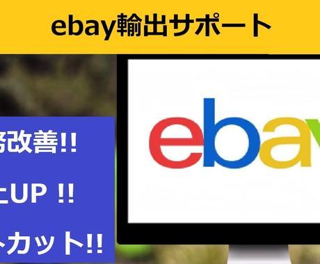 30日間ebayで伸び悩んでいる方アドバイスします 現役セラーが悩んでいる困っている事をアドバイスいたします。 イメージ1