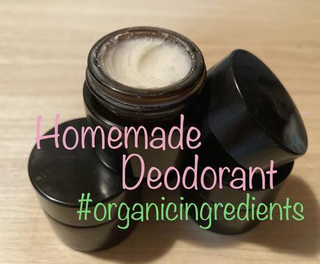 オーガニックデオドラントの作り方をお伝えします デオドラントのレシピの他、愛用している化粧品もお伝えします! イメージ1