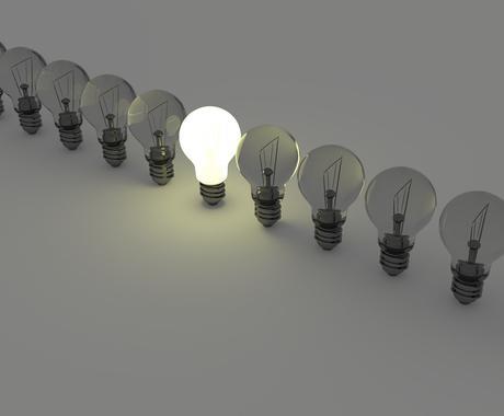 アイデア出しのお手伝いします 相乗効果で、あなただけのアイデアを。 イメージ1