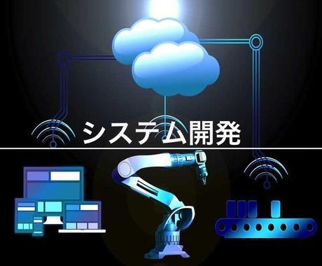 オリジナルのオーダーメイドシステムを開発します webコンサル会社があなたの理想のシステムを開発します。 イメージ1