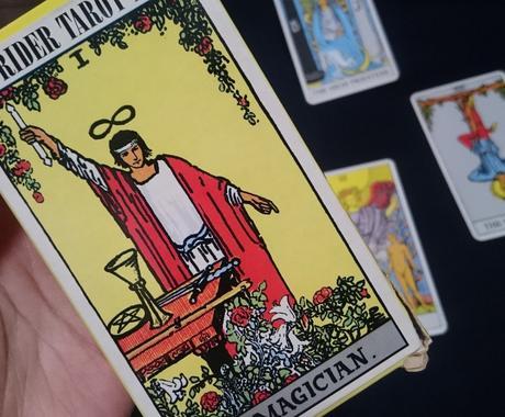 恋愛・仕事・人間関係☆タロットカードで占います お気軽にどうぞ!お悩み解決のお手伝いをいたします。 イメージ1