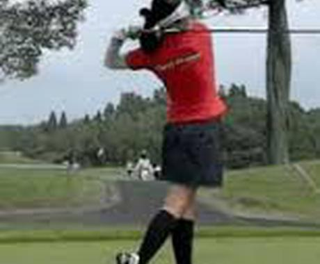 あっと驚く、非力な女子ゴルファーのスイングが華麗な体打ちになった方法。 イメージ1