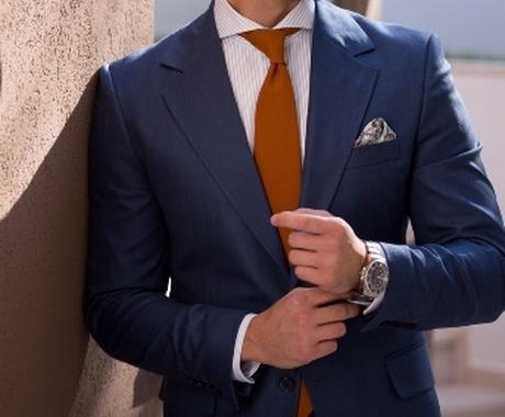 高評価★メンズ用   似合う色を診断致します 【パーソナルカラー診断】外見力を高めて好印象な男性に! イメージ1