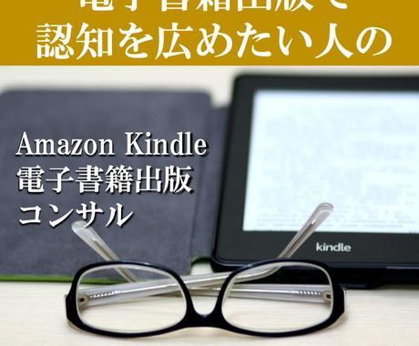 電子書籍出版をコンサルします 電子書籍100冊以上執筆著者が教える電子書籍出版アドバイス イメージ1