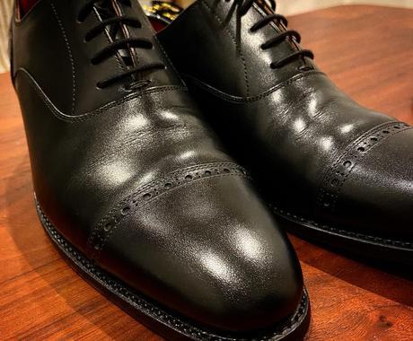 あなたの革靴磨きます 現役革靴店員が革靴を磨かせていただきます。 イメージ1