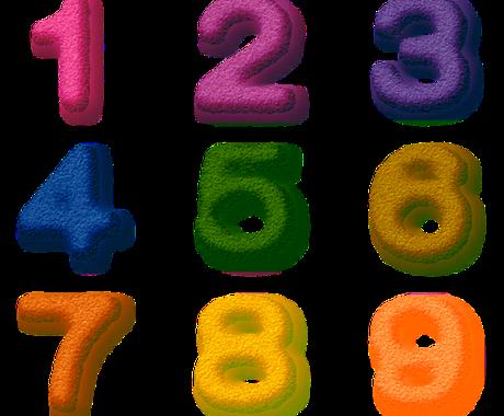数霊占いであなただけのメッセージをお届けします 自分の資質、運勢、数字から届くメッセージを知りたい方へ イメージ1