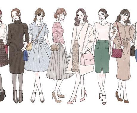 あなたのパーソナルスタイリストになります 顔や体型にあったファッションアイテムを教えます イメージ1