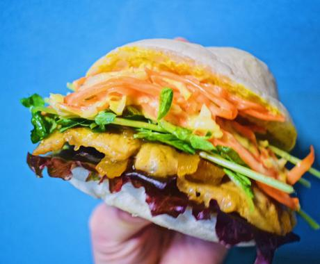SNS映えする簡単サンドイッチのレシピ教えます レシピブックでも好評だったハッピーになるレシピ♪ イメージ1