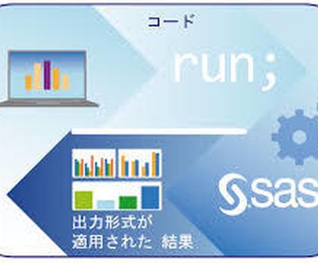 SASプログラムの作成、SAS資格を取得します SASマクロの作成、SAS資格の取得をサポートします イメージ1