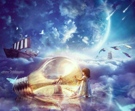 本当の自分、人生の大切な宝物が見つかります ハイセルフ、魂、内なる子供と出会う旅☆ドリーム・ジャーニー イメージ1