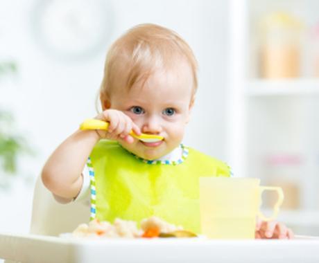 お子さまの離乳食のお悩み、お聞かせください イメージ1