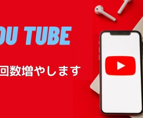 公式!Youtubeの再生回数を増やします Youtube内であなたを宣伝!チャンネル登録者数をブースト イメージ1