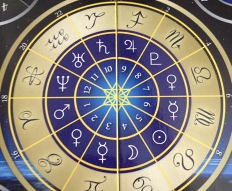 西洋占星術、タロットモニター募集します 占いを体験されたい方、自分自身を知りたい方向け イメージ1