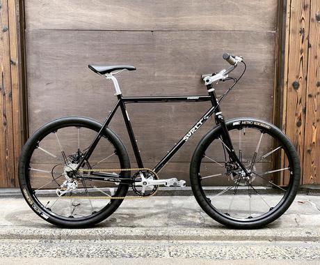 自転車カスタマイズの相談にのります 値段をかけずに世界にたった一台の自転車を手に入れませんか? イメージ1