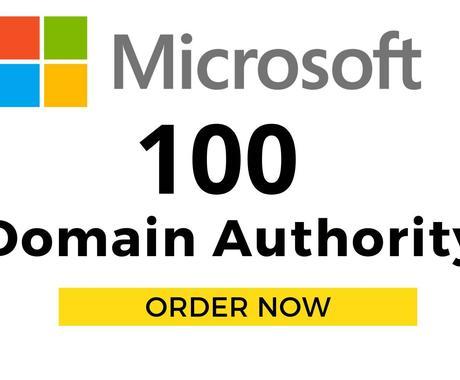 マイクロソフトのサイトからバックリンクします 99DA Microsoftのサイトからバックリンク イメージ1