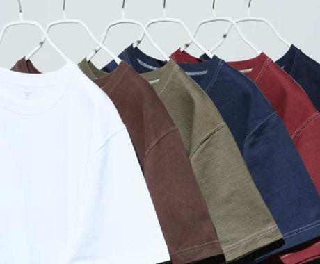 あなたの理想のTシャツ作成します 有名セレクトショップ等商品化経験有 イメージ1