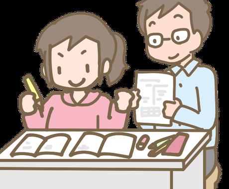 あなたに合った自主学習用教材作ります あなたに合った学習方法・学習内容を明確にします。 イメージ1
