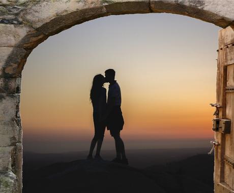 彼との約束された未来、占います 幸せでたまらない未来の恋愛から、メッセージをお伝えします イメージ1