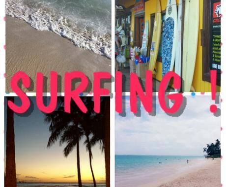 【サーフィン】女性視点で丁寧に答えます♪初心者・未経験の方へ。【湘南、千葉、ハワイの海で】 イメージ1