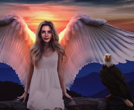 大天使メタトロンのエナジーで癒します 大天使メタトロンのエナジーで魂に直接ふれあなたを癒します イメージ1
