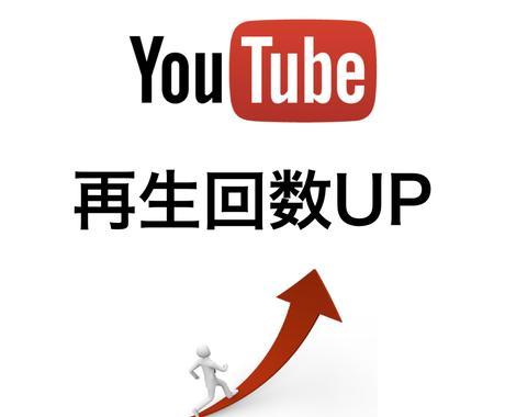 YouTubeの再生回数を指定回数拡散します 大御所御用達、再生回数1,000回増えるまで動画を拡散します イメージ1